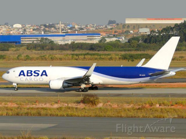 BOEING 767-300 (PR-ACG) - 767-300F