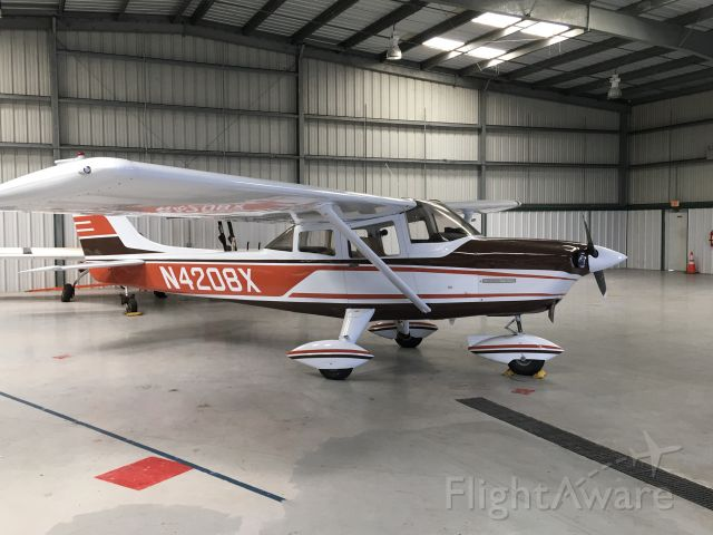 """North American Rockwell 100 Lark Commander (N4208X) - My """"other"""" woman."""