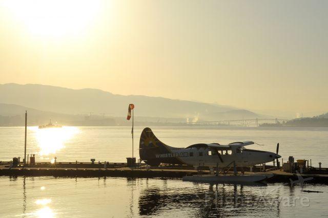 De Havilland Canada DHC-3 Otter (C-GEND) - Whistler Air