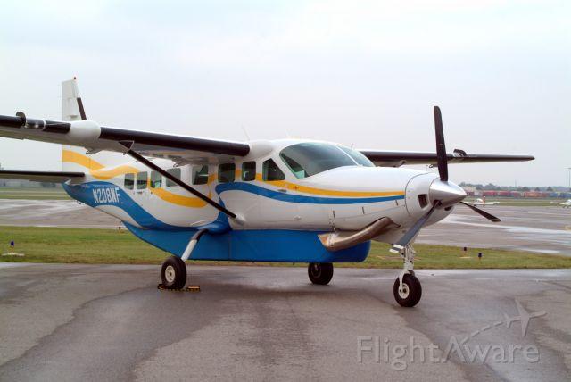 Cessna Caravan (N208WF) - At ramp at Huntsville Flight Center    KHSV