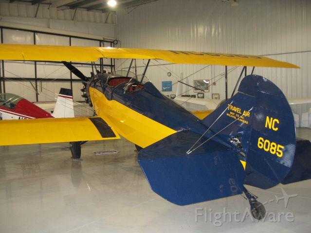 NAC6085 — - 1927 Travel Air