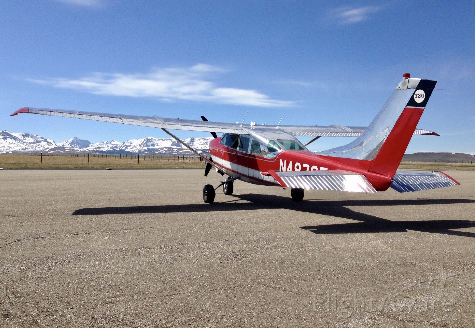 Cessna 206 Stationair (N4878F)