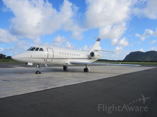 Dassault Falcon 2000 (N37EA)