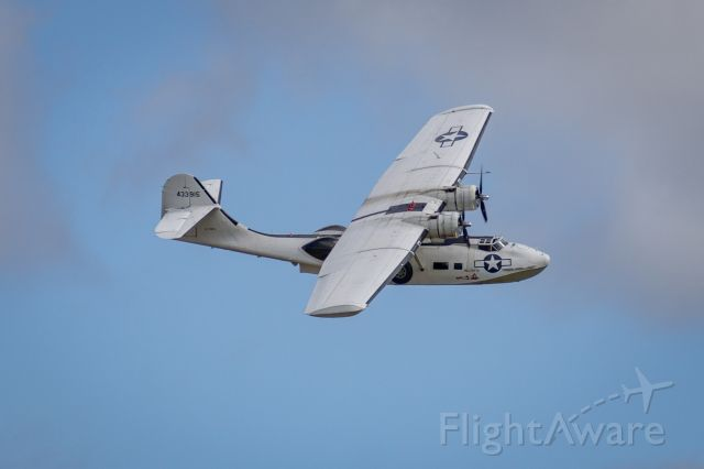 Canadair CL-1 Catalina (G-PBYA) - Victory Show, Cosby 2019