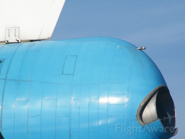 Boeing 747-200 (PH-BUK) - APU of the Boeing 747 (PH-BUK) at Aviodrome, Lelystad (Netherlands) Nice and detailed!