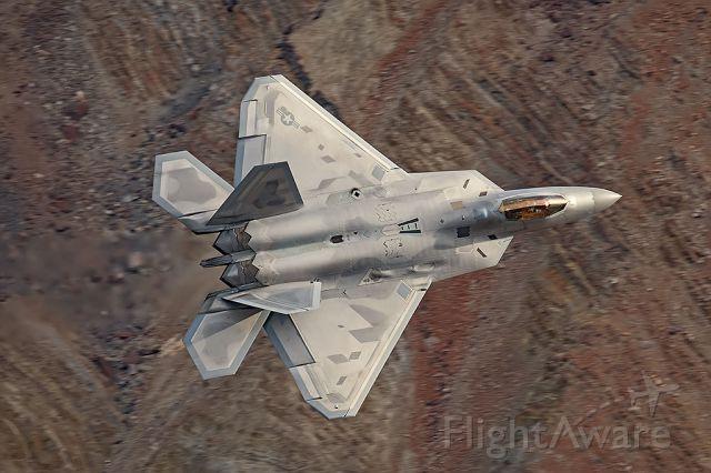 Lockheed F-22 Raptor (06-4111)