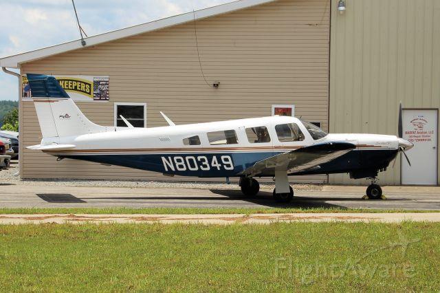 Piper Saratoga (N80349) - Taken At Logan County Airport (LOGAN, WV)