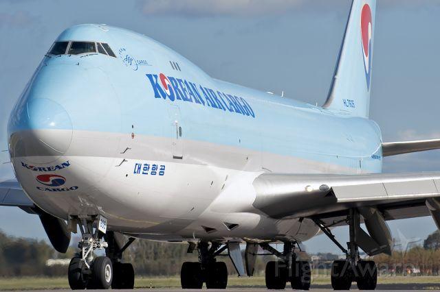 Boeing 747-400 (HL7605)