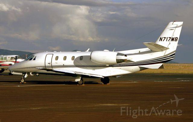 Cessna Citation Excel/XLS (N717MB)