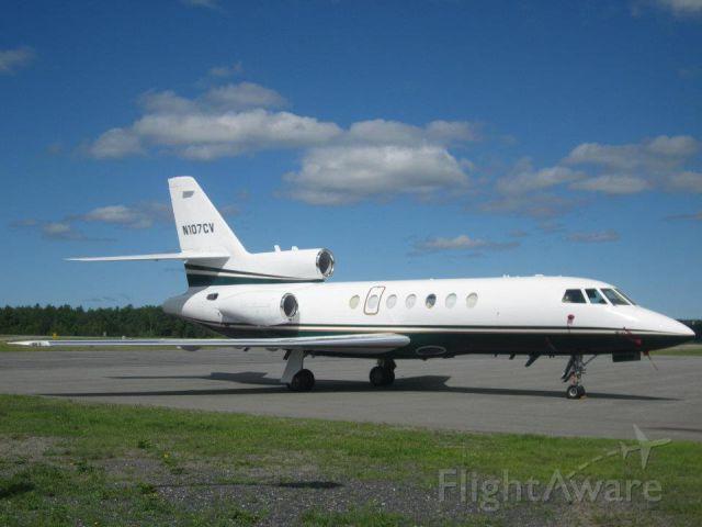 Learjet 31 (N107CV)