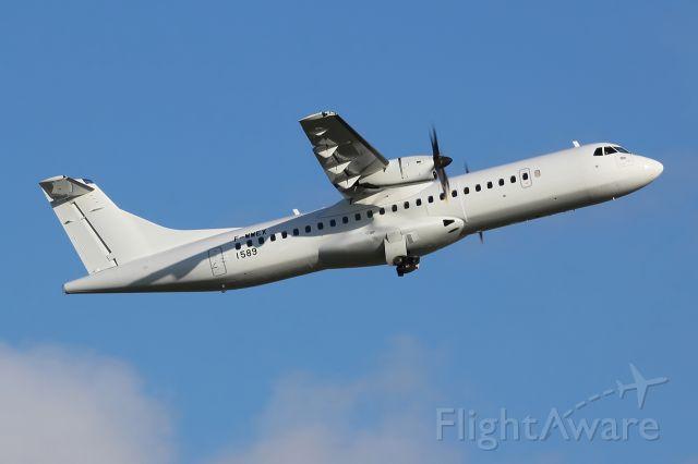 Aerospatiale ATR-72-600 (F-WWEX)