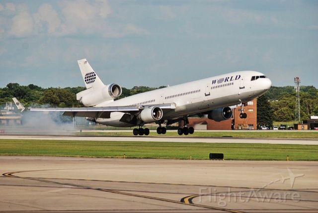 Boeing MD-11 (N273WA)