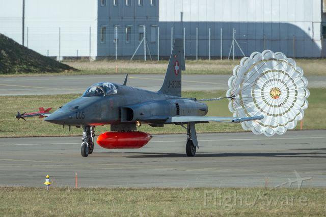 Northrop RF-5 Tigereye (J3005)