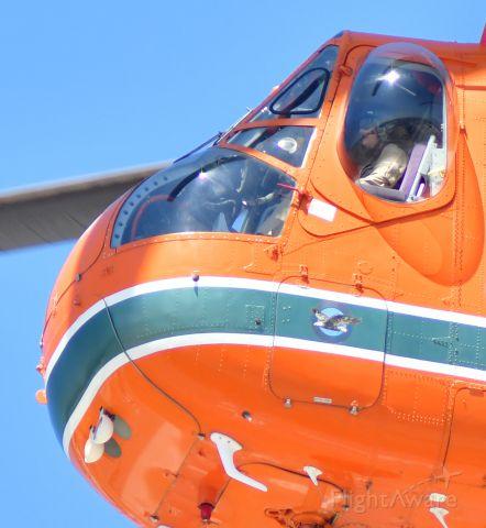 Sikorsky CH-54 Tarhe (N158AC)