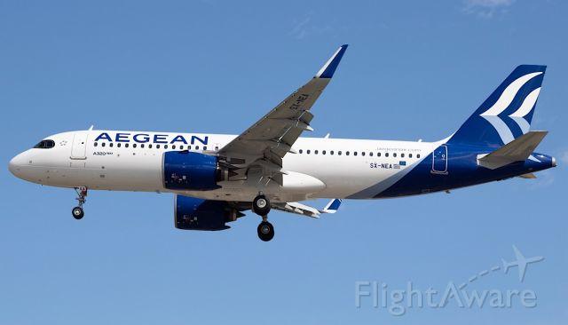 Airbus A320neo (SX-NEA)