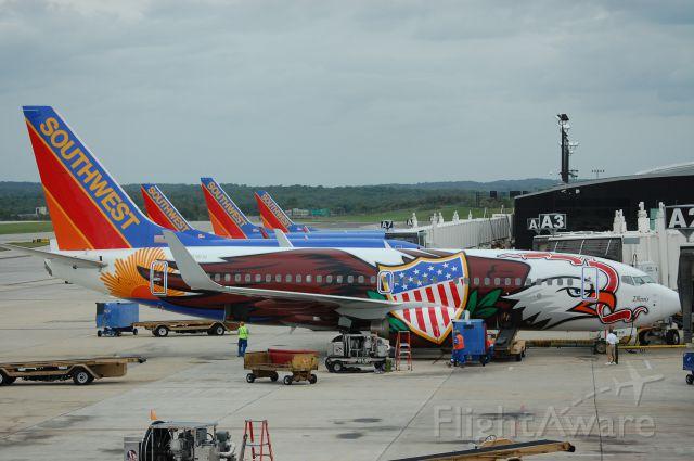 Boeing 737-700 (N918WN) - Taken on 9/26/09. Illinois One