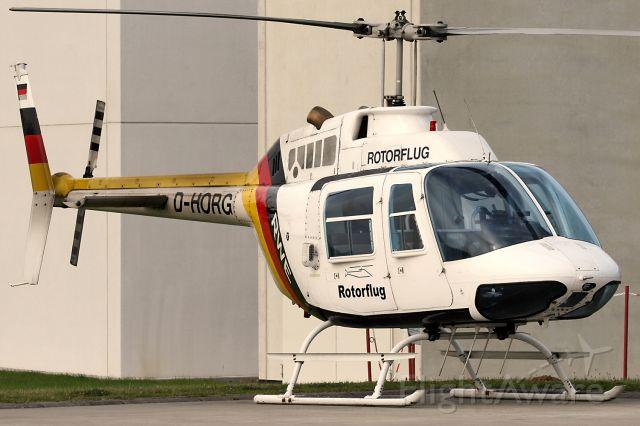 Bell JetRanger (D-HORG)