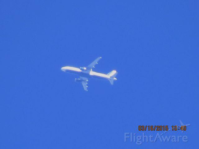 Airbus A320 (N649AW)