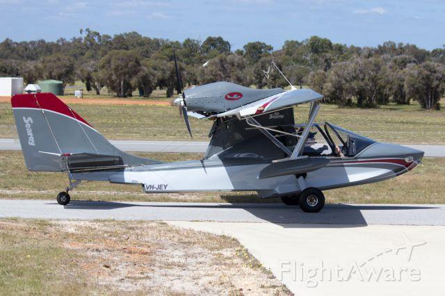 PROGRESSIVE AERODYNE SeaRey (VH-JEY) - Progressive Aerodyne SeaRey sn 1LK585C VH-JEY 25-09-16 Serpentine Airfield,Hopeland. Western Australia.