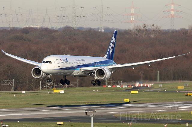 Boeing 787-9 Dreamliner (JA891A)