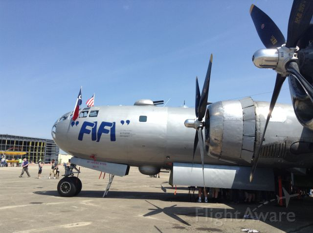 — — - Agian here is FIFI the b29 at Indianapolis. Thanks air power squadron for taking care of this amazing aircraft