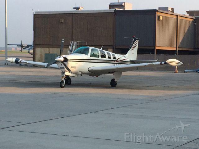 Beechcraft Bonanza (36) (N636RA)