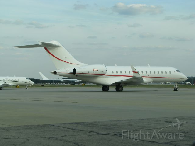 Bombardier Global Express (N11A) - BOMBARDIER BD-700-1A10