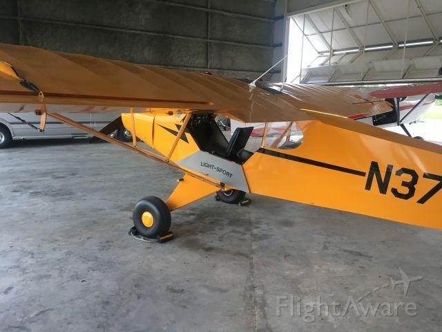 Piper L-21 Super Cub (N3751C)