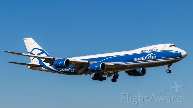 BOEING 747-8 (VQ-BFE)