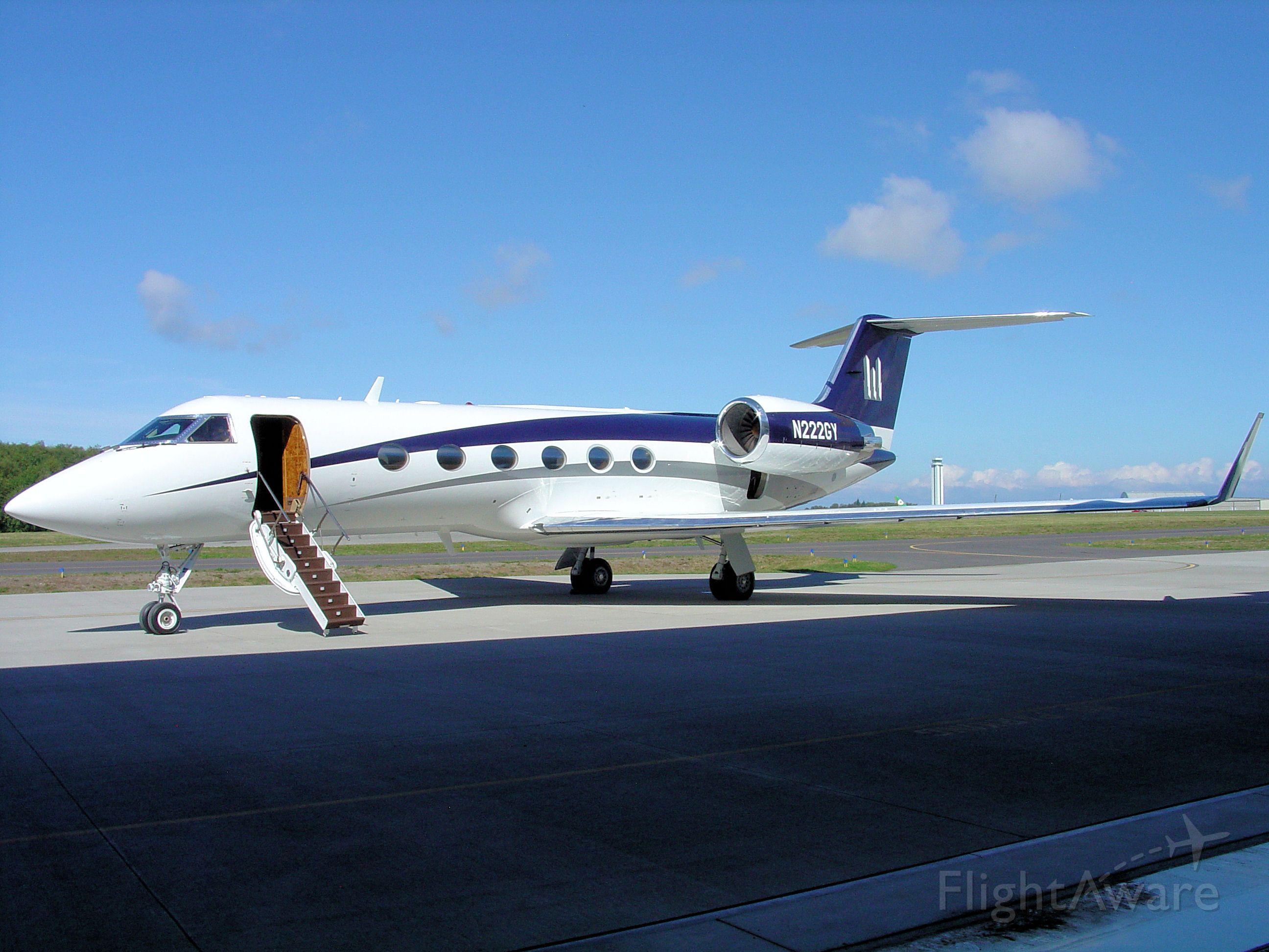 Gulfstream Aerospace Gulfstream IV (N222GY)