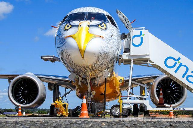 EMBRAER ERJ-190-400 (PR-ZIJ) - Embraer E195-E2 (ERJ 190-400 STD) PR-ZIJ