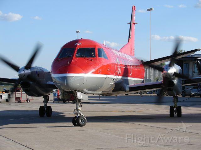 Saab 340 (N412XJ)