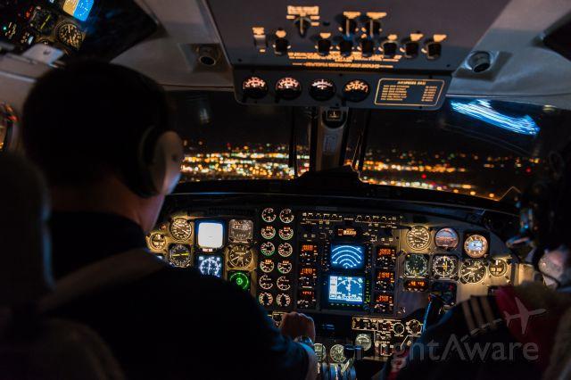 Beechcraft Super King Air 200 (BXH151) - Mid-flight from Calgary to Medicine Hat on a medevac flight.
