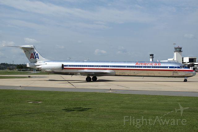 McDonnell Douglas MD-83 (N971TW) - June 2013
