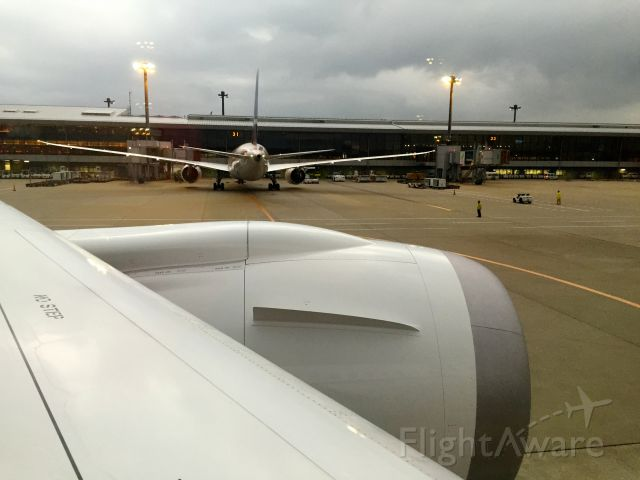 Boeing 787-8 — - From one 787 to another