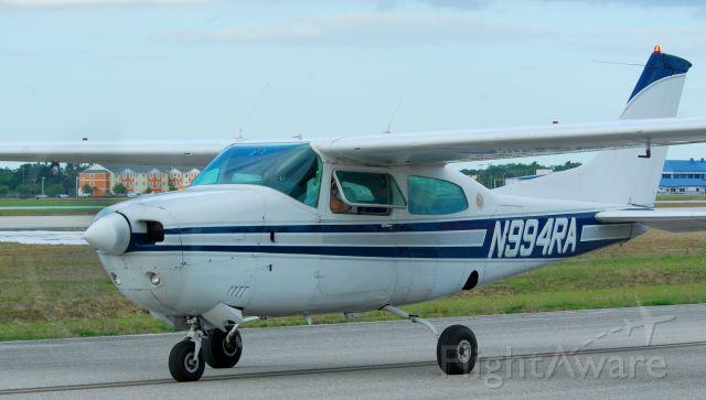 Cessna Centurion (N994RA) - 2013 Sun n Fun Parade of Planes