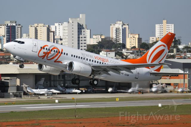Boeing 737-700 (PR-GOW) - My photos are the best of FlightAware!