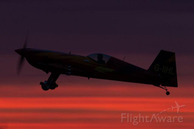 EXTRA EA-300 (G-IIHL) - MArek Choim. Leszno Airshow. Poland. 29.08.2020