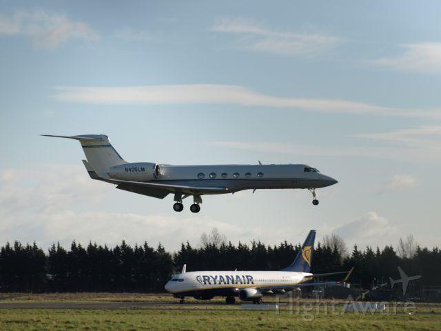 Gulfstream Aerospace Gulfstream V (N405LM)