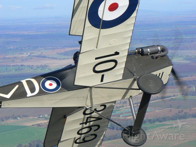 RAF (1) SE-5A Replica — - SE5A leave formation