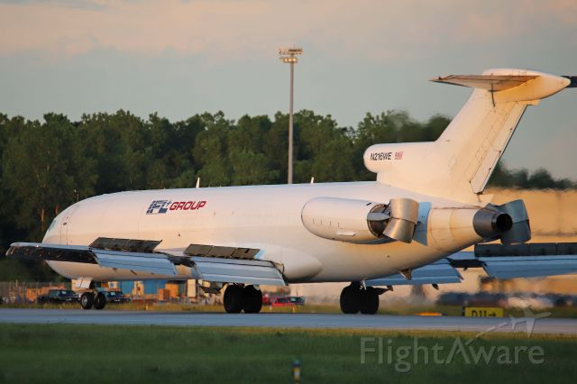 BOEING 727-200 (N216WE) - Flaps, slat, and reverse thrusters on 18 Jun 2020.