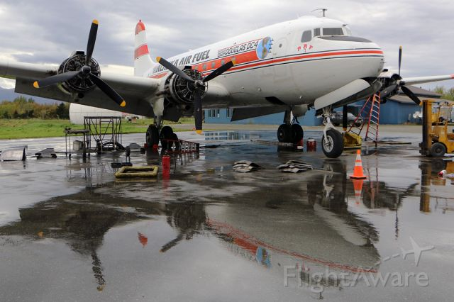Douglas C-54 Skymaster (N96538)