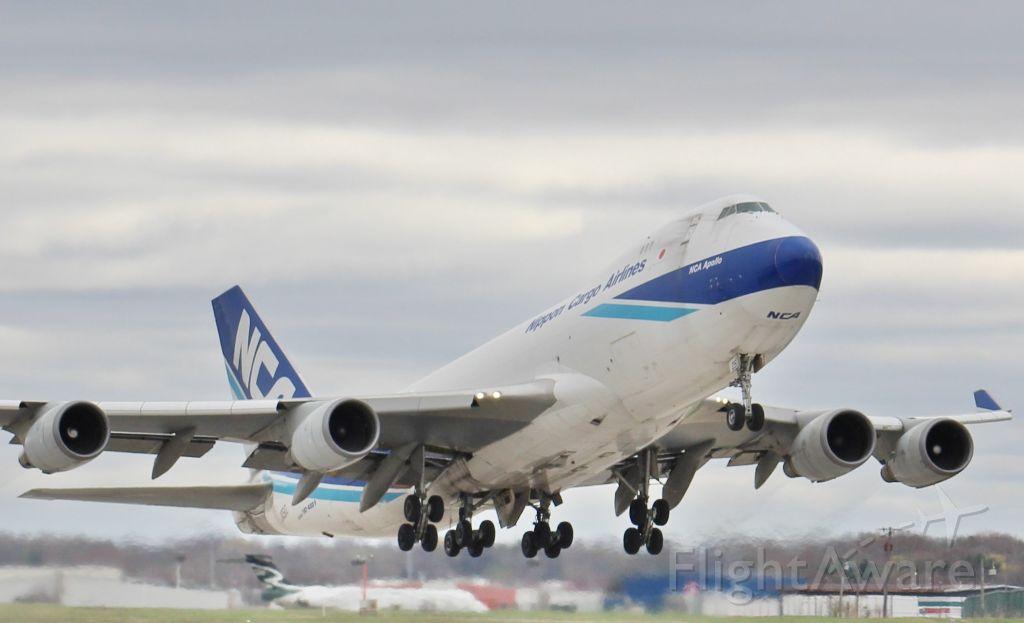 Boeing 747-400 (JAD5KZ)