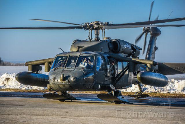 02-6599 — - United States Army Blackhawk in Grande Prairie, Alberta, Canada
