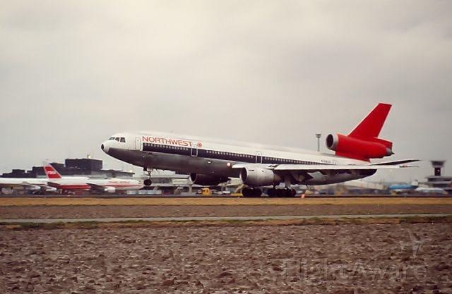 McDonnell Douglas DC-10 — - NorthWest Airlines DC10-40 archief 80-90