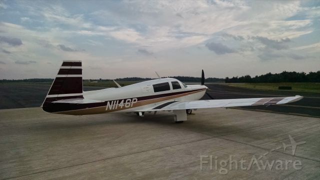 Mooney M-20 Turbo (N1146P)