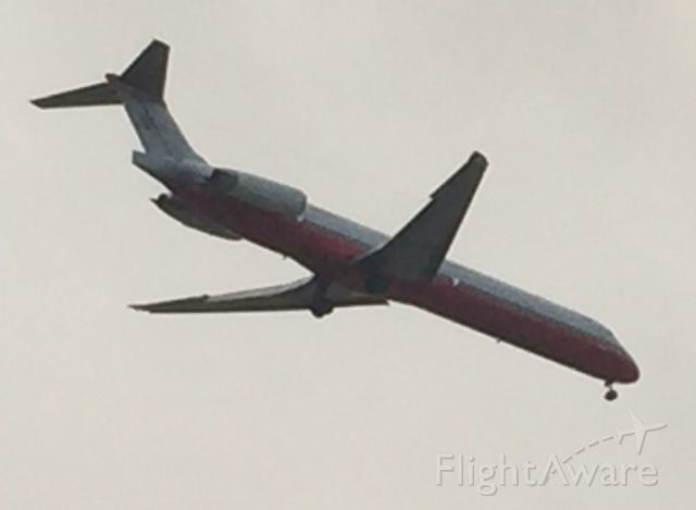 McDonnell Douglas MD-82 (UNKNOWN)