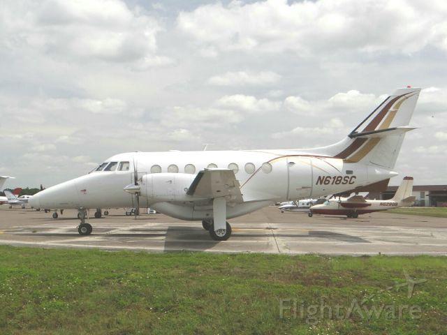 """British Aerospace Jetstream 31 (N618SC) - """"Borinquen""""!"""
