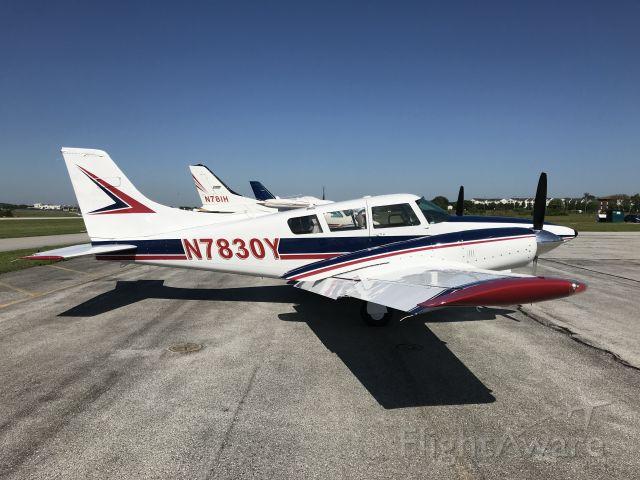 Piper PA-30 Twin Comanche (N7830Y)