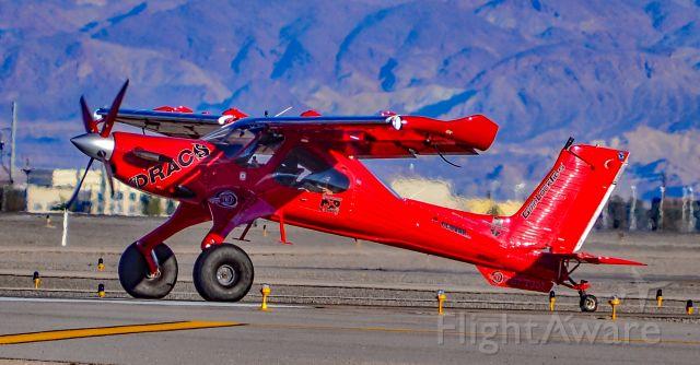 PZL-OKECIE Wilga 2000 (N123T) - N123T 2008 EADS PZL WARSZAWA-OKECIE SA PZL-104MA WILGA 2000 s/n 00060024 - North Las Vegas Airport  KVGT, FAA LID: VGT)<br />Photo: Tomas Del Coro<br />March 15, 2019